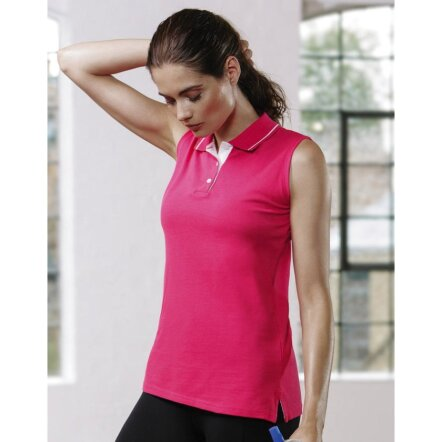 Gamegear® Ladies` Sports Sleeveless Polo