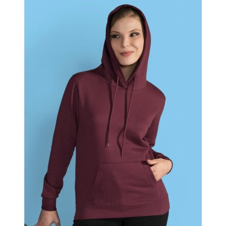Ladies' Hooded Sweatshirt